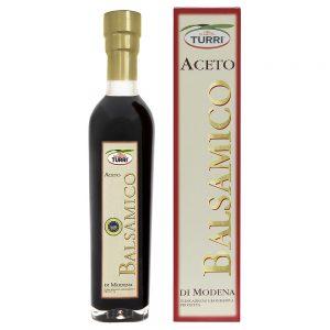 Aceto Balsamico di Modena IGP Turri - selezione bottiglia da 250 ml