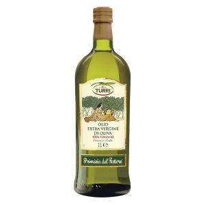 olio extra vergine di oliva Primizia del fattore Turri bottiglia da 1L