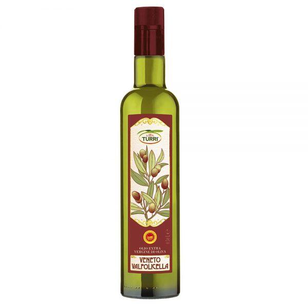olio extra vergine di oliva DOP Veneto Valpolicella Turri 0,50 L