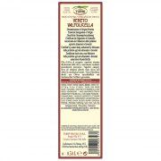 retro etichetta Olio extra vergine di oliva DOP Veneto Valpolicella Turri con valori nutrizionali – bottiglia da 0,50 L