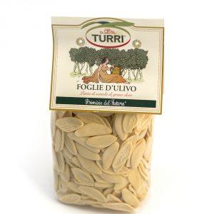Foglie d'ulivo Pasta di semola di grano duro Primiza del Fattore Turri - 500g