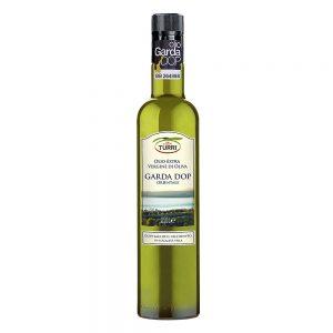 """Olio extra vergine di oliva Garda DOP Orientale Turri """"Villa"""" - bottiglia da 0,50 L"""