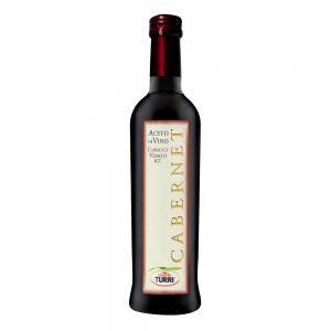 Aceto di Vino Cabernet Veneto IGT Turri - bottiglia da 0,50L
